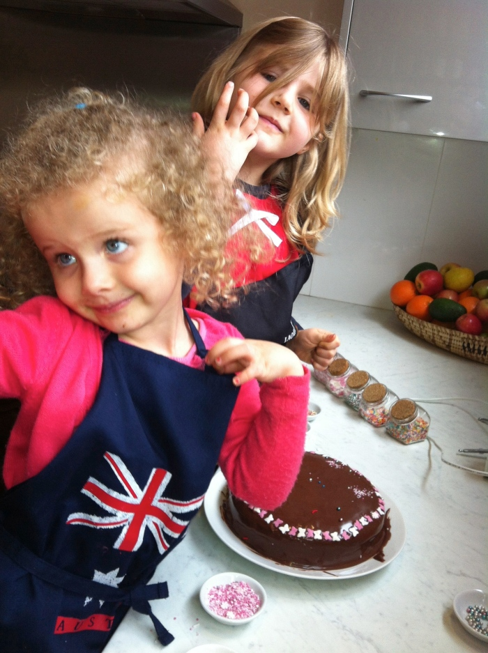 Australian Cake Making